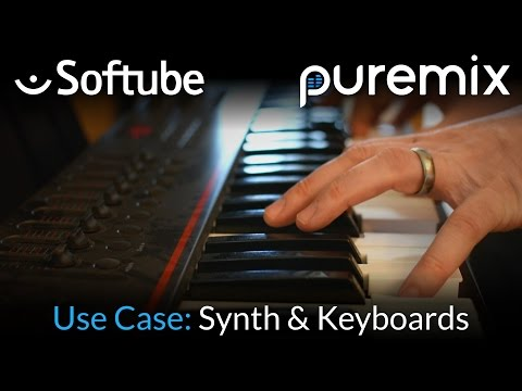 How To Tweak Synth & Keyboard Sounds Using Softube Plugins