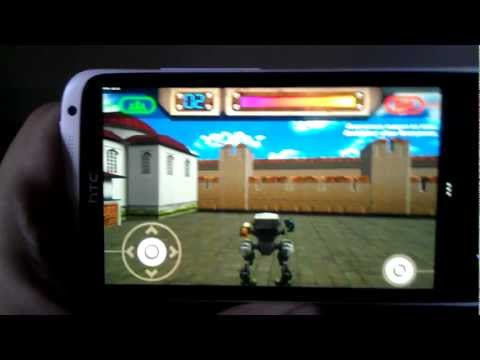 Conflict Robots™(Android)