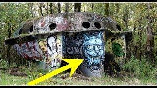 11 Strangest Abandoned Places in Oregon
