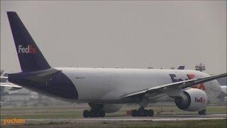 FedEx Express (FX/FDX) Boeing 777 Freighter (B777-FS2) N854FD (cn 37725/890).Taxiing