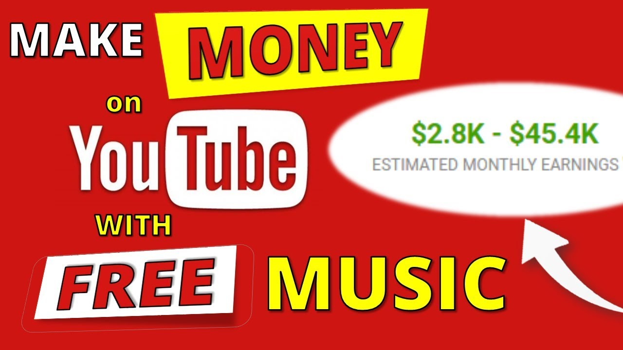 Upload Music And Earn Money How To Make Money With Music On Youtube Youtube