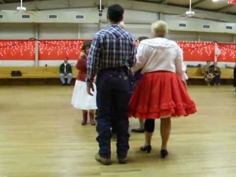 Sweetheart Swing Grand Square Hall Panama City 16 Feb 2013 (part 2)