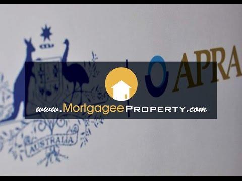 APRA banking crisis property crash Australia recession