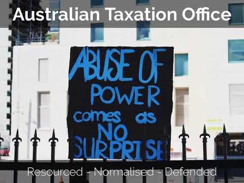 Australian Taxation Office Abuse