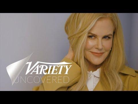 Nicole Kidman Shares Her Acting Secrets