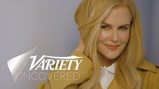 Nicole Kidman Shares Her Acting Secrets