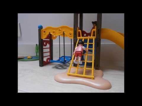 Film Playmobil : L'accident au parc