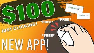 Earn MONEYPer Click ($100) For FREE! (Make Money Online 2021) thumbnail