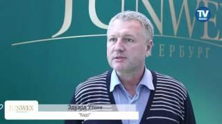 JUNWEX Петербург 2016: Уткин Эдуард Юрьевич