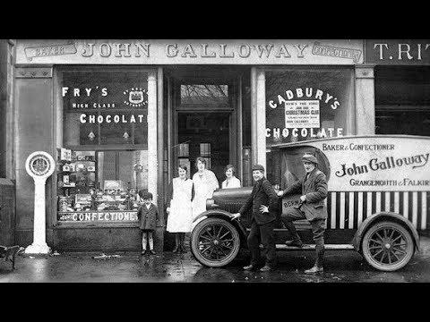 Old Photographs Grangemouth Scotland