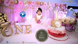 Viha Cake Smash & Birthday Promo