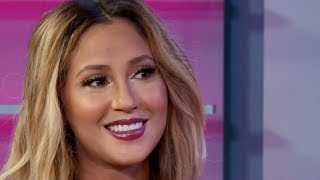 """Video Adrienne Bailon Chats About Her New Movie """"I'm in Love With a Church Girl"""" download MP3, 3GP, MP4, WEBM, AVI, FLV Agustus 2018"""