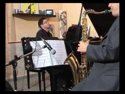 Estate live - Sax & Piano