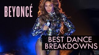 Video Beyoncé's Best Dance Breakdowns download MP3, 3GP, MP4, WEBM, AVI, FLV Juli 2018