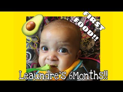 Leaundre's 6 Months Clips!!