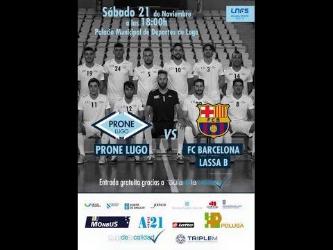 PRONE vs FC BARCELONA
