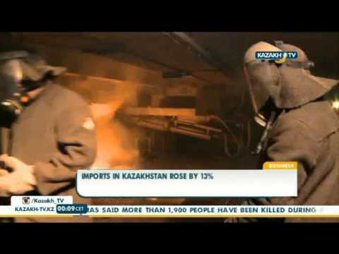 Imports in Kazakhstan rose by 13% - Kazakh TV