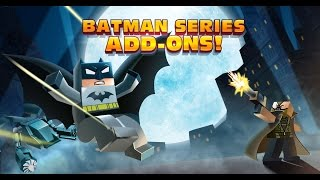 Minecraft PE - Batman Addon official trailer (DC)