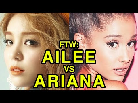 For The Win: Ailee vs Ariana Grande