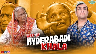 Best of hyderabadi khala || Noor bhai special || shehbaaz khan and team