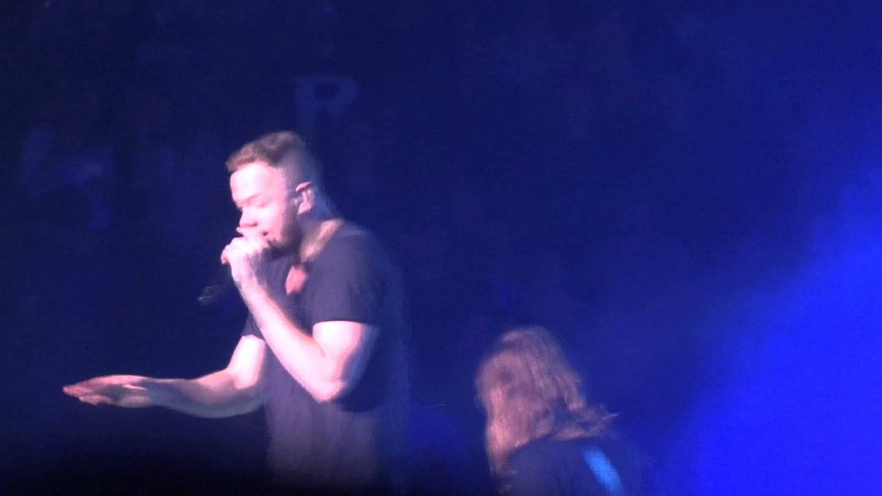 Imagine Dragons, Who We Are, Live IZOD, New Jersey, 3/8/2014 - YouTube