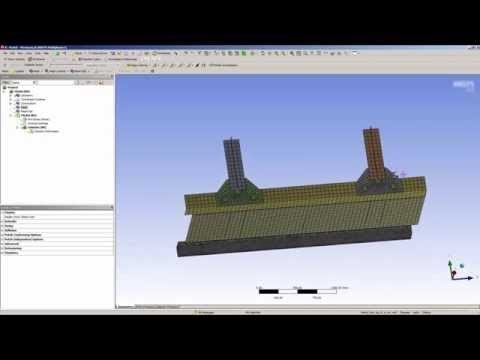 ANSYS Mechanical: Node Move
