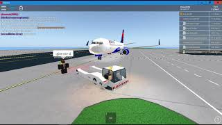 Roblox Delta Airlines Boeing 737-800 Opening Flight Fail