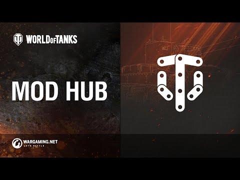 World of Tanks: Mod Hub