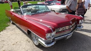 1964 Cadillac Fleetwood Eldorado - Exterior and Interior - Classic-Gala Schwetzingen 2016