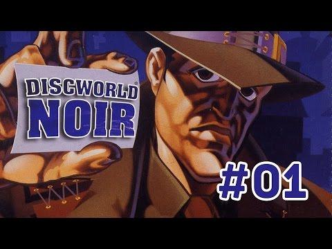 Discworld Noir #01 ★ Es war einer dieser verdammten Regentage, als ... - Let's Play