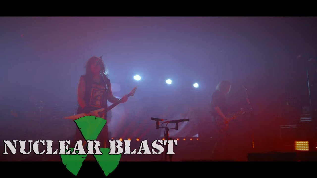 KREATOR — Satan Is Real (OFFICIAL LIVE VIDEO)