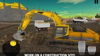 Dumper Truck Driver Simulator Android Gameplay