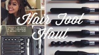 Hair Tool Haul Nume Lustrum Pentacle Wand