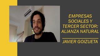 Cápsula12. Empresas sociales y tercer sector: alianza natural.