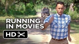 Run, Forrest, Run - Running in Movies Ultimate Mashup HD
