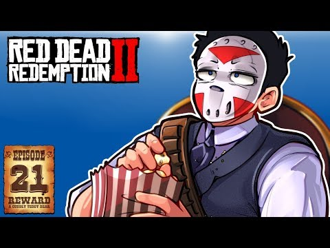 SAINT DENIS, THEATER SHOW & VAMPIRE! - RED DEAD REDEMPTION 2 - Ep. 21!