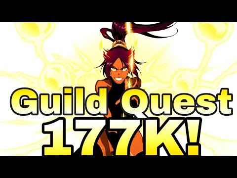 Guild Quest (TYBW Yoruichi) 177K+ [11/18 - 11/21] - Bleach Brave Souls