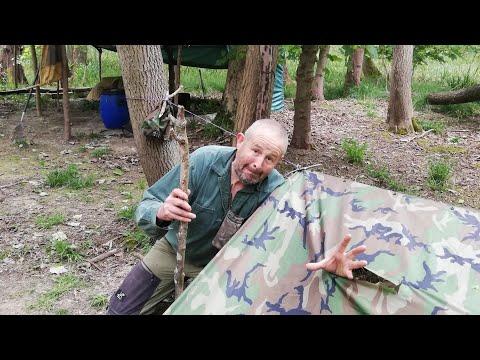 Bushcraft - Bushcraft Skills - Woodcraft - Helikon Tex - Survival Skills - (MOVIE)