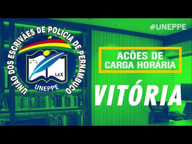VITÓRIA NAS AÇÕES DE CARGA HORÁRIA