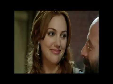 Hürrem Sultan and Sultan Suleiman's all kisses (Magnificent Century)