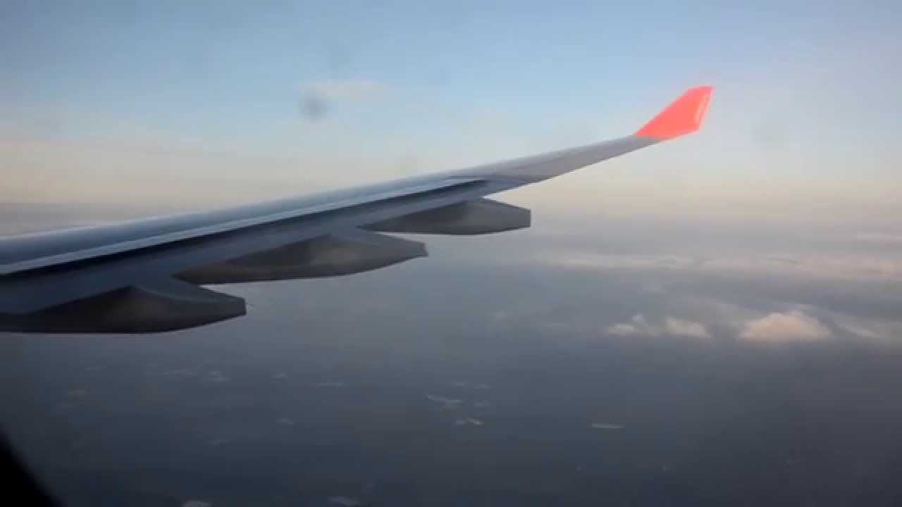 Airberlin New York Jfk Duesseldorf Intl Hd Youtube