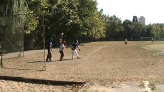 Бейсбол. Ильичевск 2011.1