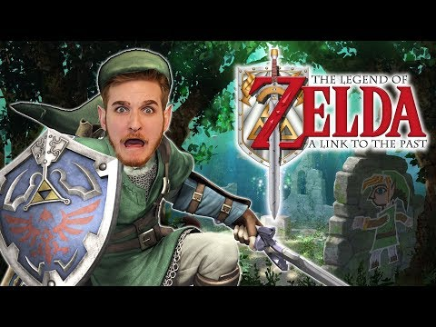 The Legend of Zelda: A Link to the Past - I AM THE WEAKEST LINK - DilDoka