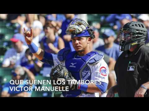 Cubs Walk Up Songs- World Series 2016