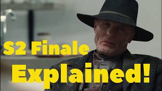 Westworld Explained: Season 2 Episode 10