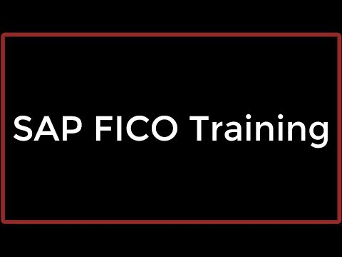 SAP FICO Training - Basic Settings2-Variants Fiscal Year (Video 4) | SAP FICO