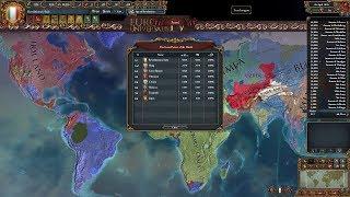Timeline Naples - Revolutionary Italy Europa Universalis IV