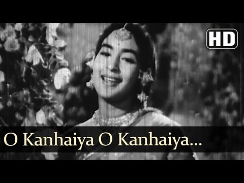 O Kanhaiya O Kanhaiya Aaj (HD) | Kanhaiya Songs  | Raj Kapoor | Nutan | Lata Mangeshkar | Filmigaane