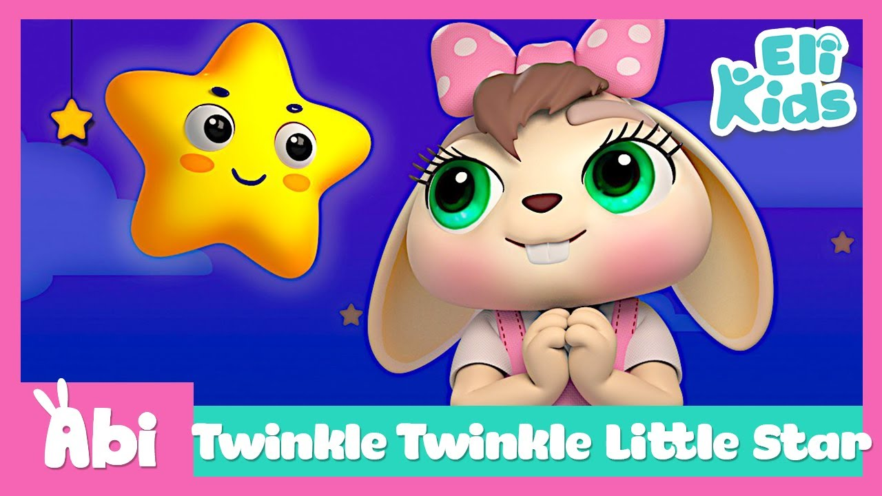 Twinkle Twinkle Little Star | Eli Kids Songs & Nursery Rhymes