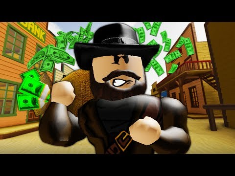 The Outlaw: A Sad Roblox Movie